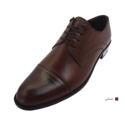 کفش مردانه چرم طبیعی مجلسی رلکس ارسال رایگان با گارانتی