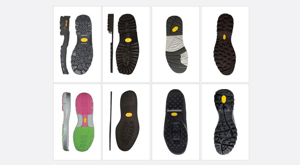 انواع زیره های کفش
