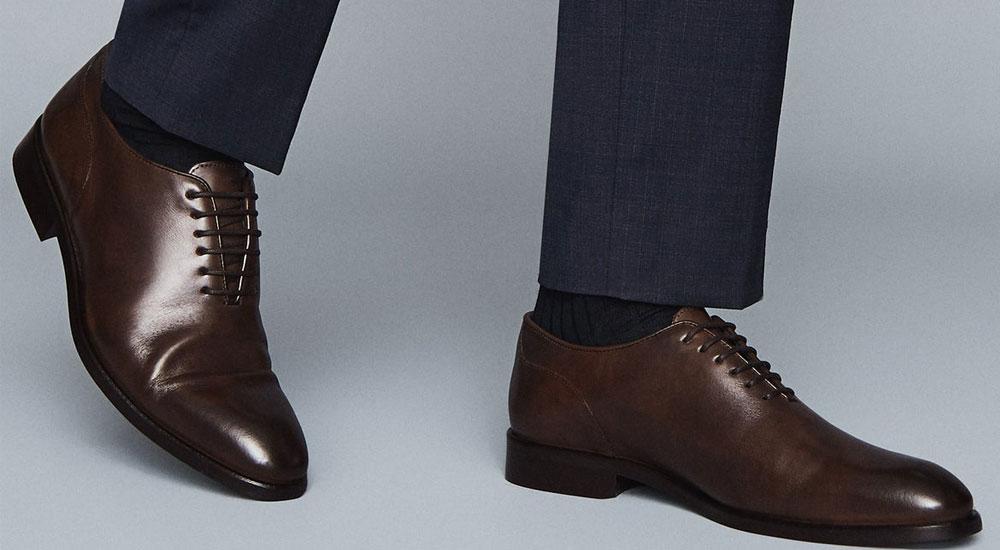 آیا  کفش چرم جا باز می کند ؟