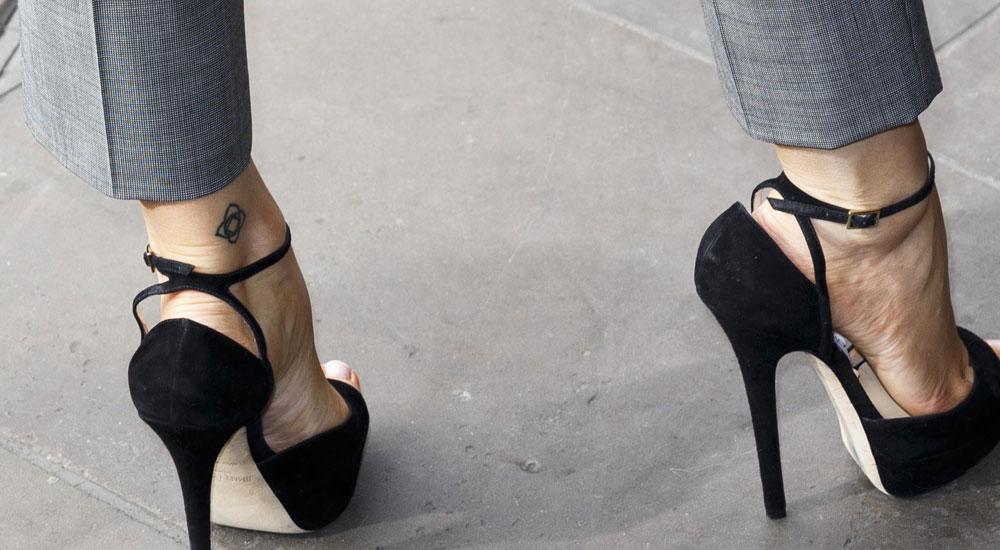مضرات کفش های پاشنه بلند